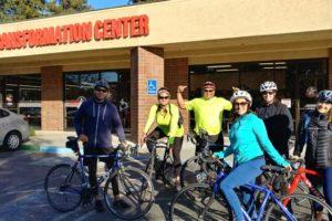 Triathlon---Bike-training
