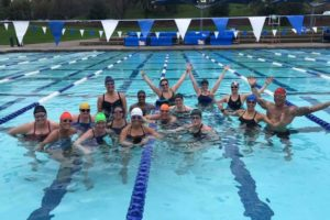 Triathlon---Swim-training